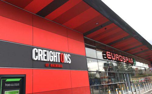 Eurospar Creightons