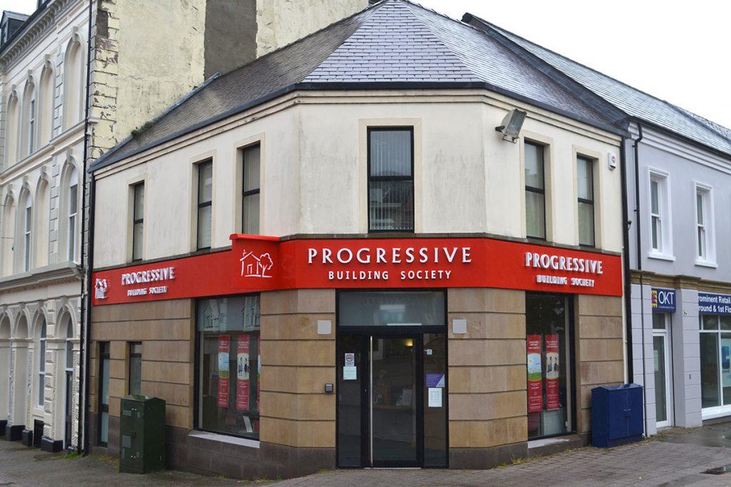 Progressive Building Society Glengormley