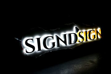 SignD'Sign Neon