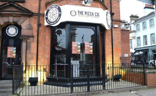 The Pizza Co, Botanic