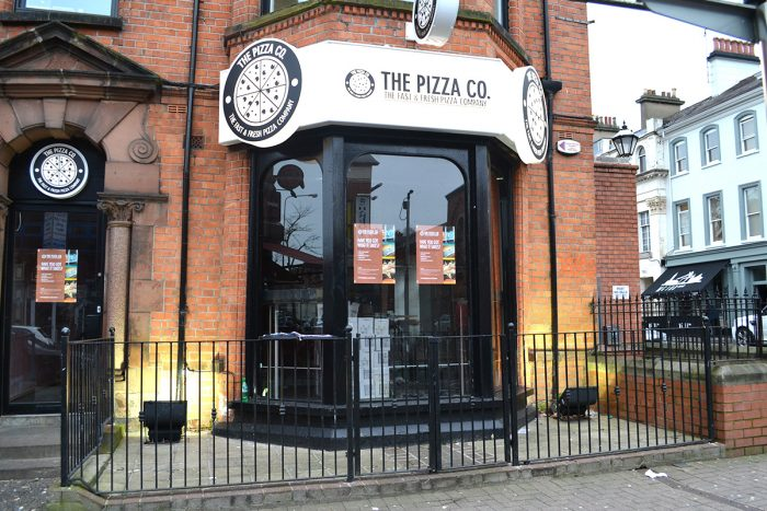 The Pizza Co Botanic