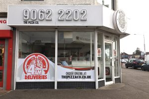 The Pizza Co Finaghy
