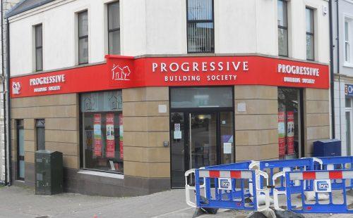 AFTER: Progressive Building Society, Coleraine