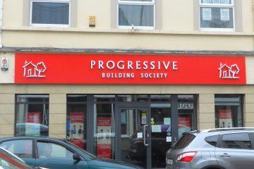 AFTER: Progressive Building Society, Enniskillen
