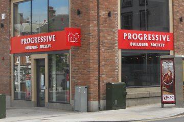 AFTER: Progressive Building Society, Portadown