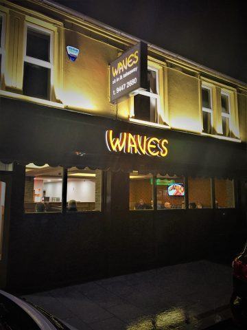 Waves Restaurant & Takeaway